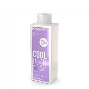 Framesi Morphosis Cool Blonde Shampoo Per Capelli Biondi e Grigi 250 ml