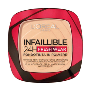 L'OREAL FDT IN POLVERE INFAILLIBLE 24H FRESH WEAR 40 Cachemire