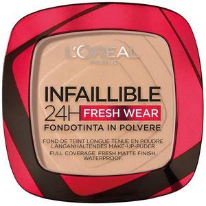 L'Oréal Paris 3600523951543 fondotinta Custodia compatta Polvere 130 True Beige
