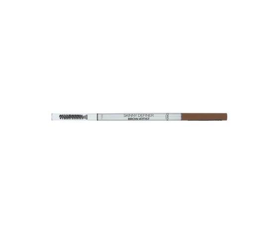 L oreal matita sopracciglia brown artist le skinny n104