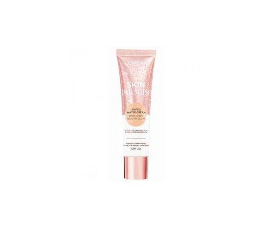 Base per trucco fluida skin paradise 01 light l oreal make up 30 ml