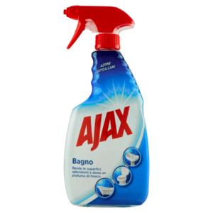 Aiax Bagno Disinf. 600 Ml Spray