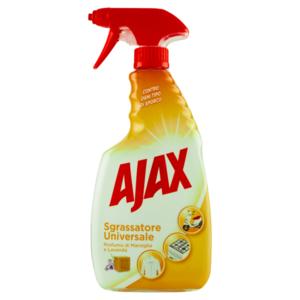 Ajax spray Sgrassatore Universale Profumo di Marsiglia e Lavanda, contro ogni tipo di sporco, 600ml