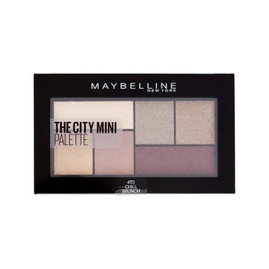 MAYBELLINE Ombretto Palette The City Mini N°410