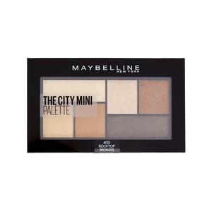 MAYBELLINE Ombretto Palette The City Mini N°400