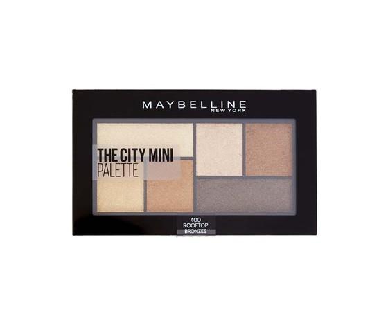 Maybelline ombretto palette the city mini n400