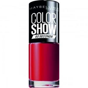 Maybelline Color Show 43 Red Apple smalto per unghie Rosso