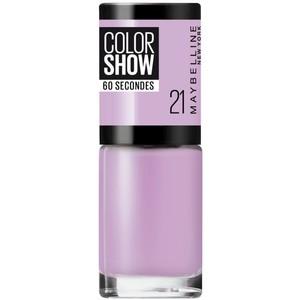 MAYBELLINE Smalto Color Show N°021