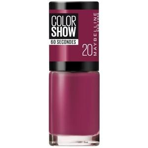 MAYBELLINE Smalto Color Show N°020