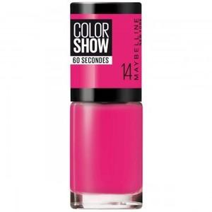 Maybelline New York Smalto Color Show, Colore Brillante, Asciugatura Rapida, 14