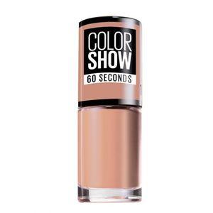 Maybelline Color Show 1 Go Bare smalto per unghie Beige