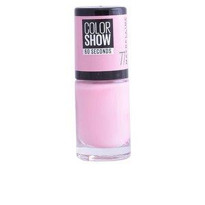 Maybelline New York Smalto Color Show, Colore Brillante, Asciugatura Rapida, 77 Nebline