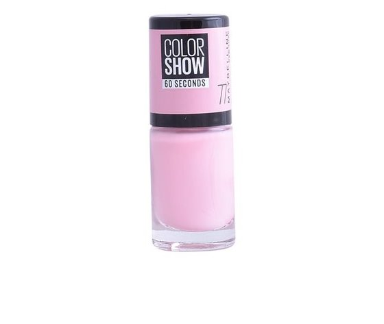 Maybelline color show 77 nebline nail polish pink 30101470