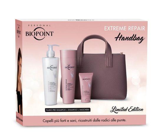 0 95f6dcd8 1000 biopoint extreme repair fluido pre shampoo 200ml   shampoo 200ml   maschera 40ml %281%29