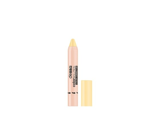 Debby correttore concealer chubby 01 giallo
