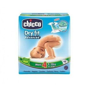 Chicco dry fit advance maxi 19 pezzi MIS 4
