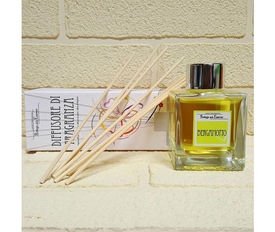 Diffusore di fragranza al bergamotto ml 100 codice da fare