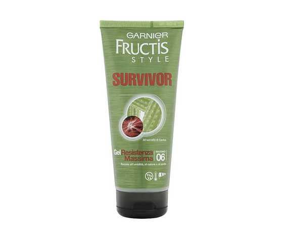 Garnier fructis style survivor gel resistenza massima 200 ml