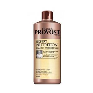 Expert Nutrition Shampoo Professionale per Capelli Secchi o Sciupati 750 ml FRANCK PROVOST