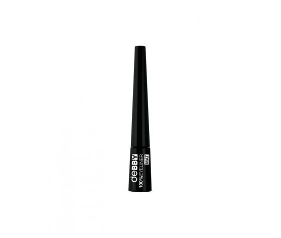 Eyeliner 100 black mat debby