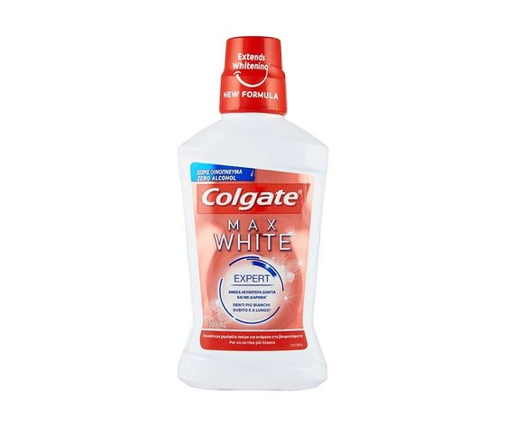 Colgate plax max white expert collutorio 500 ml