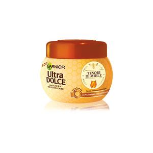 Garnier Ultra Dolce Tesori di Miele Maschera ricostituente 300 ml