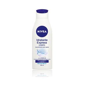 Nivea Crema Idratante Express Corpo 250 ml