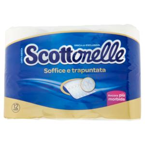 Scottonelle Carta Igienica 12 pz SCOTTONELLE