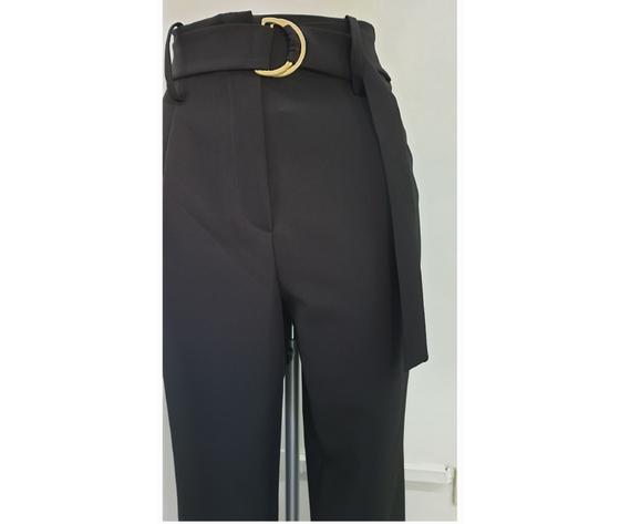 Pantalone diritto 063 nero 2