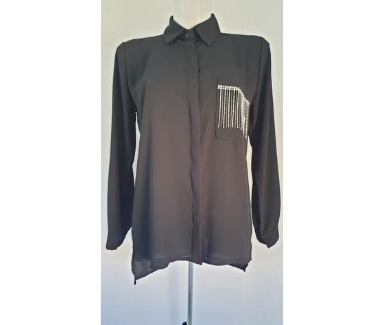 Camicia strass 235 1