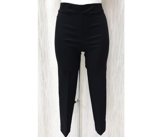Pantalone capri 230 nero 1
