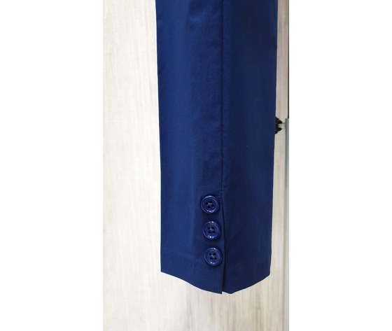 Pantalone  capri 230 bluelettrico 2