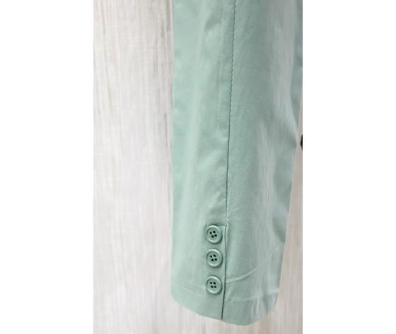 Pantalone capri 230 verdeacqua 2