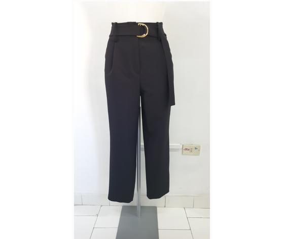 Pantalone diritto 063 nero