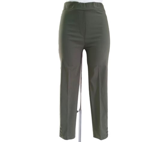 Pantalone capri 230 verde 1