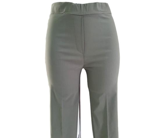 Pantalone capri 230 verde2