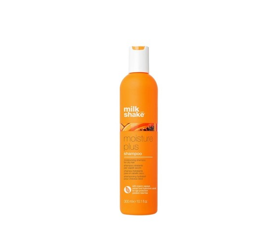 Moisture plus shampoo 300ml milk shake zone concept