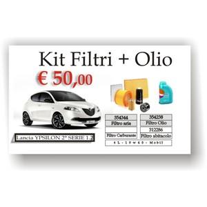 Kit Ypsilon 2° s 1,2