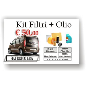 KIT FIAT DOBLO 1,4 8V