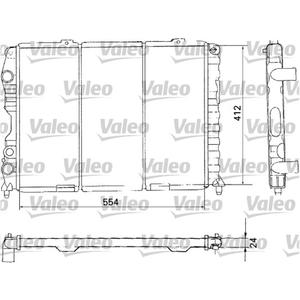 radiatore ALFA SPYDER - GTV