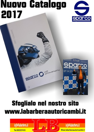 Sparco 2017