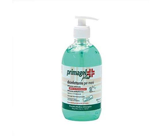 Primagel disinfettante senza risciacquo 500 ml