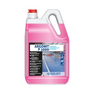 ARGONIT P1000 Detergente supersgrassante Solventato Tanica 5 Kg