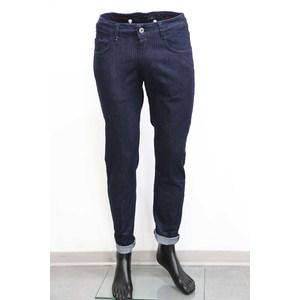 Jeans 5 tasche slim  denim fant.