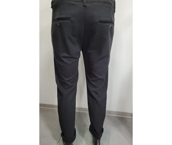 Pantalone nero con elastico 2