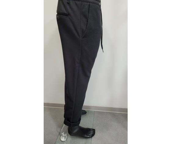 Pantalone nero con elastico 3