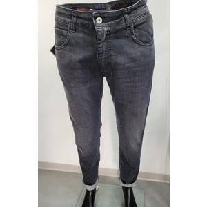 Jeans 5 tasche grigio
