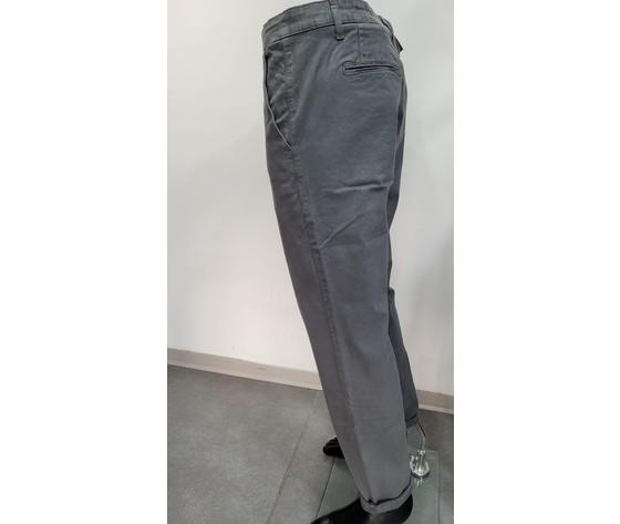 Pantalone regular grigio 3