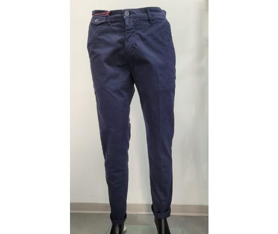 Pantalone regular blu
