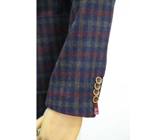 Giacca lana bavero stretto tascha top sfant 3
